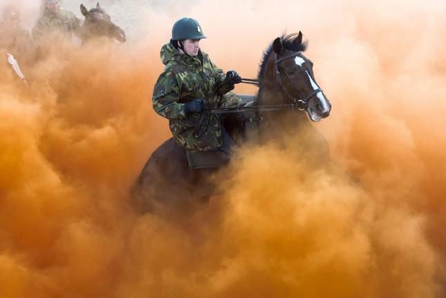 Những khóa huấn luyện quân sự 'khắc nghiệt' nhất thế giới - anh 16