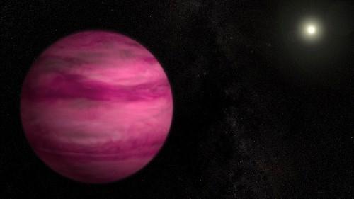 Khám phá GJ 504b - Hành tinh màu hồng duy nhất trong vũ trụ được phát hiện - anh 1