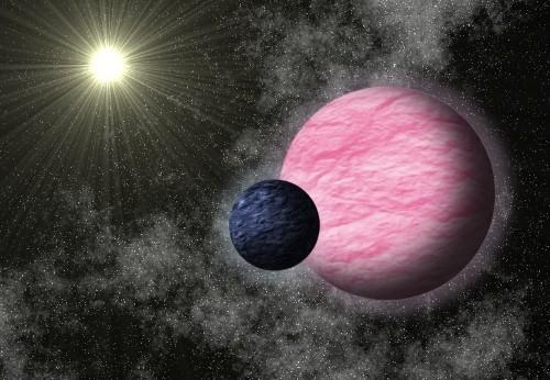 Khám phá GJ 504b - Hành tinh màu hồng duy nhất trong vũ trụ được phát hiện - anh 3