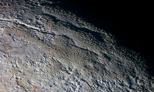 """NASA công bố bằng chứng sao Diêm Vương là """"hành tinh sống"""" - anh 1"""