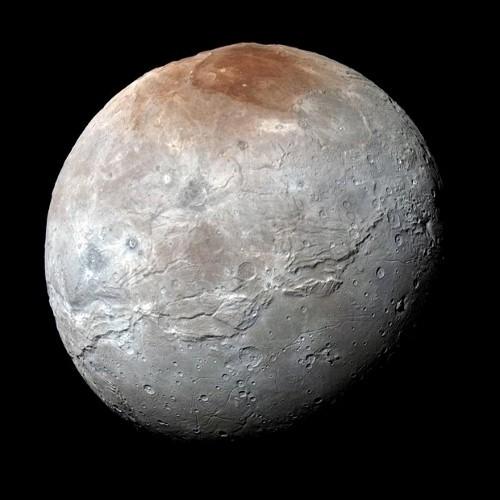 """NASA công bố bằng chứng sao Diêm Vương là """"hành tinh sống"""" - anh 2"""