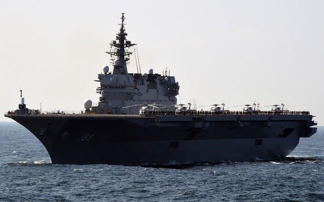 Fleet Review - Màn phô diễn sức mạnh hải quân đầy uy lực của Nhật Bản - anh 3