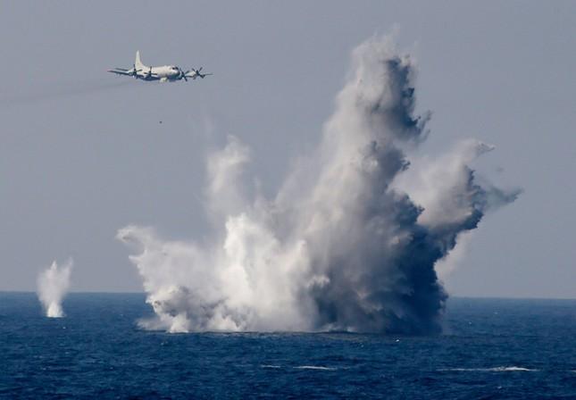 Fleet Review - Màn phô diễn sức mạnh hải quân đầy uy lực của Nhật Bản - anh 4