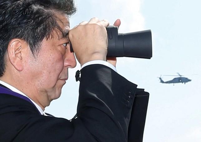 Fleet Review - Màn phô diễn sức mạnh hải quân đầy uy lực của Nhật Bản - anh 7