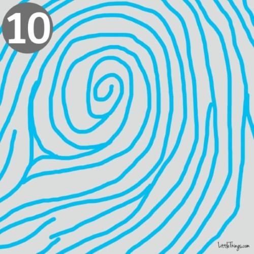 Giải mã bí ẩn dấu vân tay và tính cách con người - anh 10