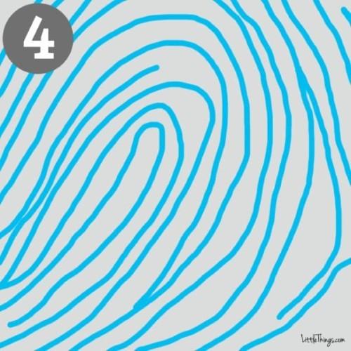 Giải mã bí ẩn dấu vân tay và tính cách con người - anh 4