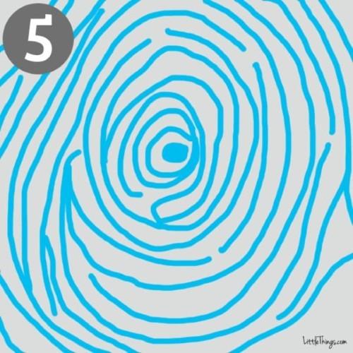 Giải mã bí ẩn dấu vân tay và tính cách con người - anh 5
