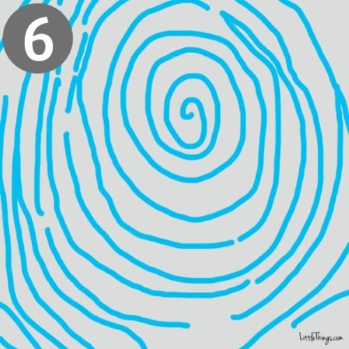 Giải mã bí ẩn dấu vân tay và tính cách con người - anh 6