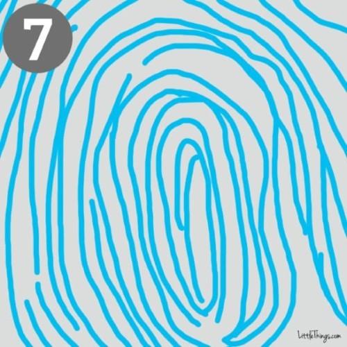 Giải mã bí ẩn dấu vân tay và tính cách con người - anh 7