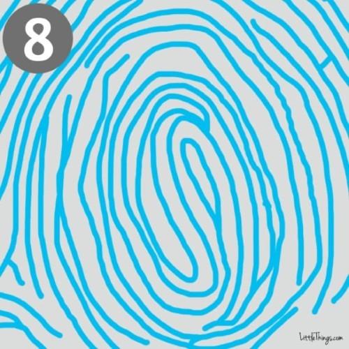 Giải mã bí ẩn dấu vân tay và tính cách con người - anh 8