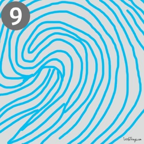 Giải mã bí ẩn dấu vân tay và tính cách con người - anh 9