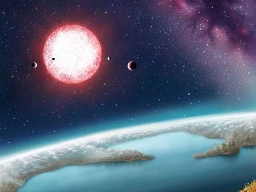 """Khám phá 12 hành tinh """"anh em"""" của Trái Đất - anh 2"""