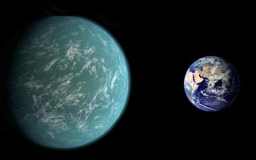 """Khám phá 12 hành tinh """"anh em"""" của Trái Đất - anh 4"""