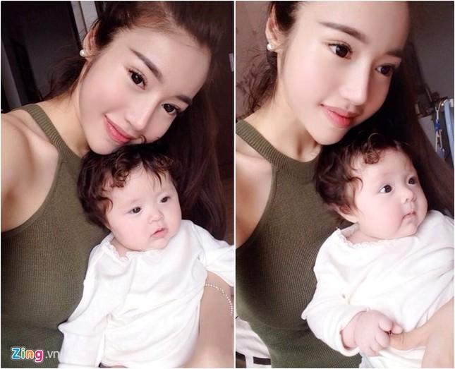 Elly Trần có con lai Tây hơn 2 tháng - anh 1