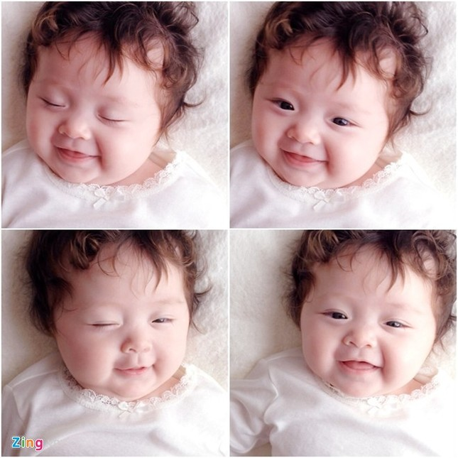 Elly Trần có con lai Tây hơn 2 tháng - anh 2