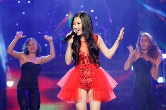 Hương Tràm lại gây 'bão mạng' vì 'cạnh khóe' thí sinh cùng thi The Voice - anh 7