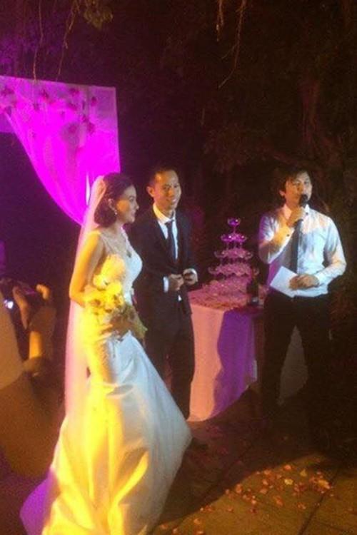 Thu Thủy đã bí mật đám cưới với bạn trai lâu năm - anh 2