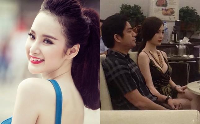 Nhịp đập showbiz: Angela Phương Trinh nắm tay đàn ông lạ, Tiến Dũng chia tay bạn gái, Hoàng Thùy Linh... - anh 1