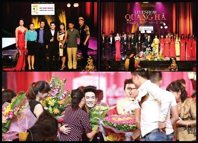 Ca sĩ Quang Hà: Tài sản của tôi là sự yêu mến của khán giả - anh 1