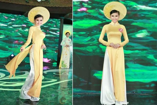 Thêm gương mặt sáng giá cho ngôi vị Hoa hậu Việt Nam 2014 - anh 3