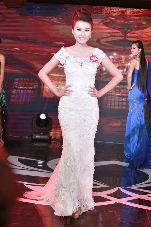 Thêm gương mặt sáng giá cho ngôi vị Hoa hậu Việt Nam 2014 - anh 2