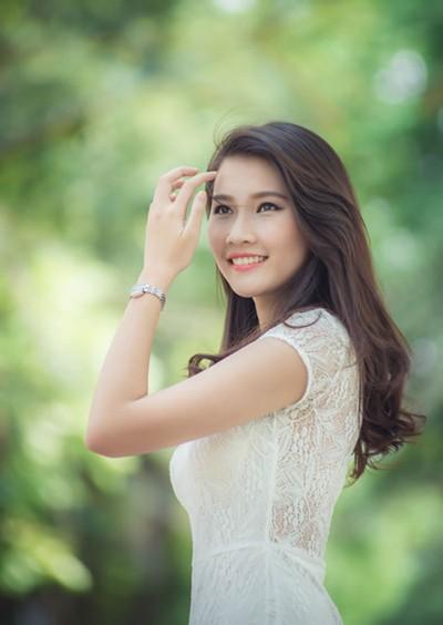 Thêm gương mặt sáng giá cho ngôi vị Hoa hậu Việt Nam 2014 - anh 5