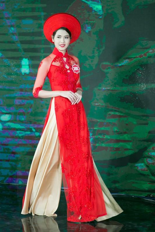 Lã Thị Kiều Anh: Ẩn số thú vị cho chiếc vương miện hoa hậu Việt Nam 2014 - anh 1