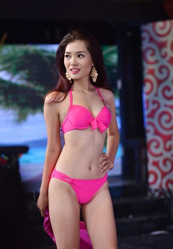 Lã Thị Kiều Anh: Ẩn số thú vị cho chiếc vương miện hoa hậu Việt Nam 2014 - anh 3