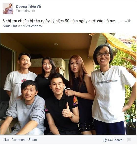 """Nhịp đập showbiz: Sơn Tùng M-TP gây tranh cãi khi được đề cử là """"mỹ nam của năm"""", gia đình Hoài Linh... - anh 2"""