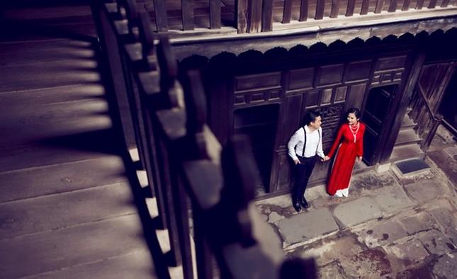 Ngắm bộ ảnh cưới tuyệt đẹp của Lam Trường - anh 4