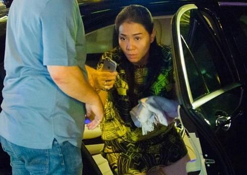 Hé lộ hình ảnh mới nhất của Thu Minh giữa nghi vấn mang bầu - anh 1