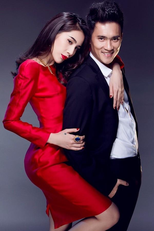 Nhịp đập showbiz: Thủy Tiên - Công Vinh kết hôn, BTC lên tiếng vụ Á hậu Huyền My... - anh 1