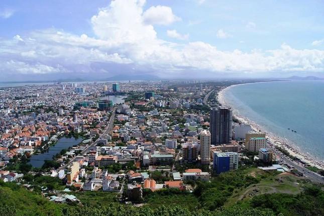 Chiêm ngưỡng vẻ đẹp của đô thị du lịch Vũng Tàu - anh 1