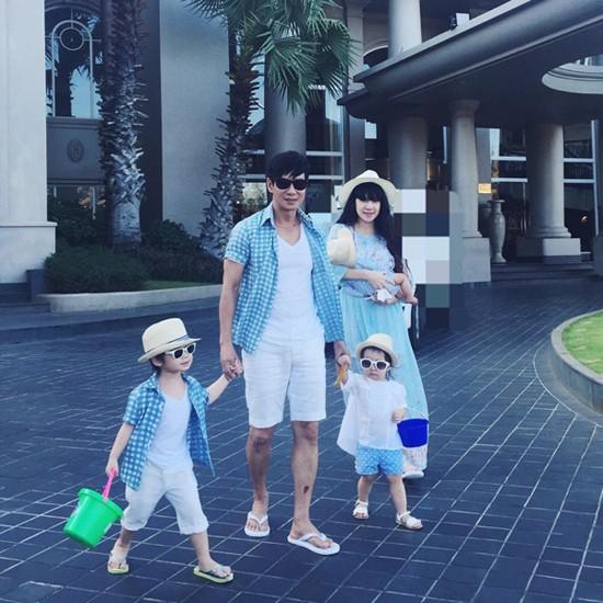 Những chuyến du lịch ý nghĩa của gia đình Lý Hải – Minh Hà - anh 1