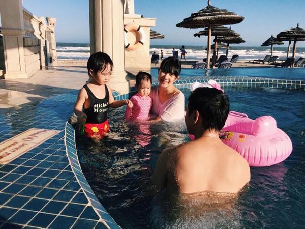 Những chuyến du lịch ý nghĩa của gia đình Lý Hải – Minh Hà - anh 2