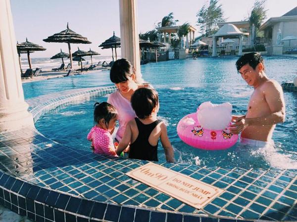 Những chuyến du lịch ý nghĩa của gia đình Lý Hải – Minh Hà - anh 3