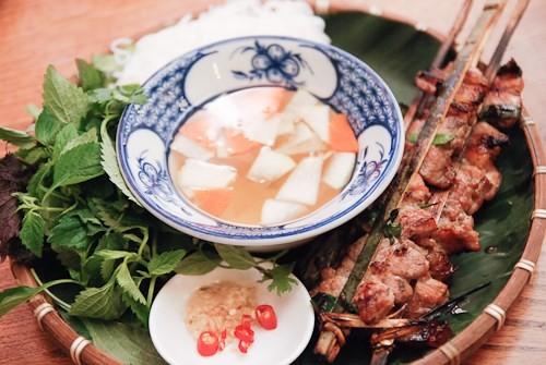 Thưởng thức những món ăn hấp dẫn nhất Thế Giới tại Việt Nam - anh 3