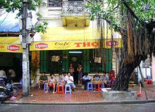 Ghé thăm những phố cafe nổi tiếng đất Hà Thành - anh 2