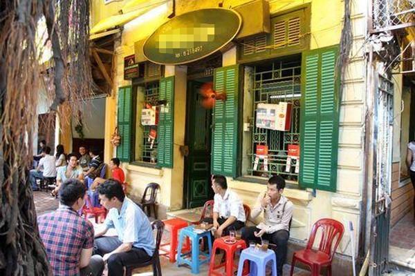 Ghé thăm những phố cafe nổi tiếng đất Hà Thành - anh 4