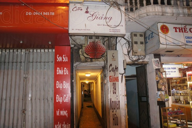 Ghé thăm những phố cafe nổi tiếng đất Hà Thành - anh 7