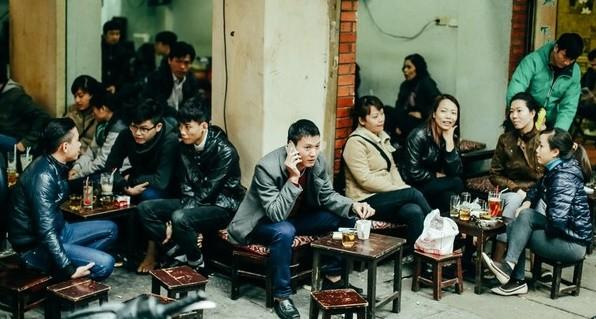 Ghé thăm những phố cafe nổi tiếng đất Hà Thành - anh 8