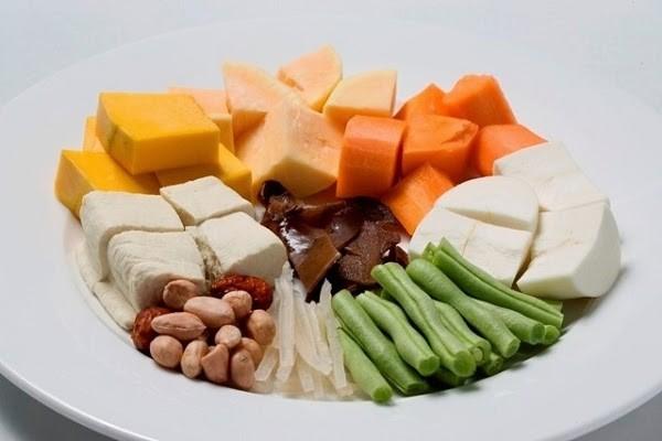 Thưởng thức chè Kiểm - món ăn thanh mát miền sông nước - anh 2
