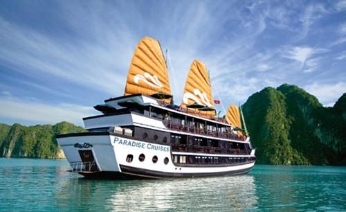 """Chiêm ngưỡng vẻ đẹp """"du thuyền của những giấc mơ"""" Paradise Cruises - anh 1"""