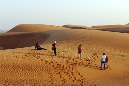 Khám phá Dubai giữa mùa hè bỏng dát - anh 4