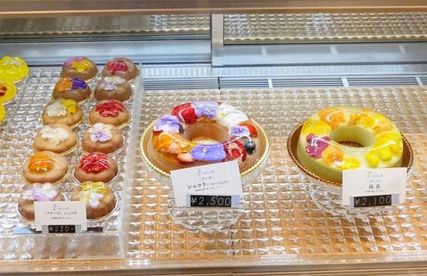 Đẹp ngỡ ngàng với những chiếc bánh hoa tươi của Nhật Bản - anh 10