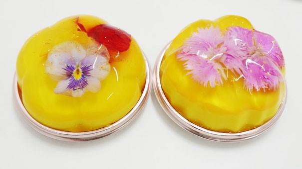 Đẹp ngỡ ngàng với những chiếc bánh hoa tươi của Nhật Bản - anh 7