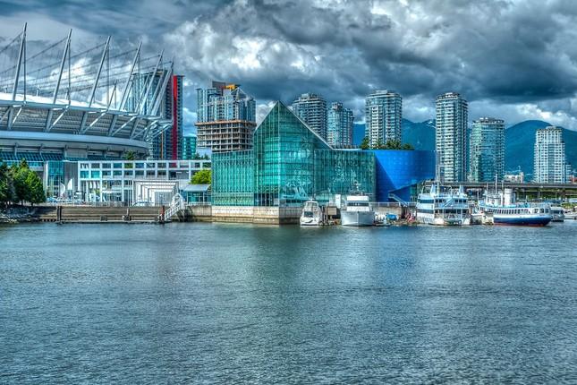 Vẻ đẹp siêu thực của thành phố Vancouver - anh 10