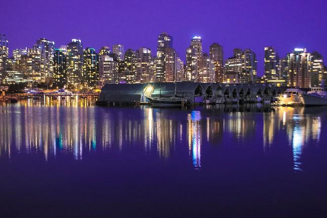 Vẻ đẹp siêu thực của thành phố Vancouver - anh 11