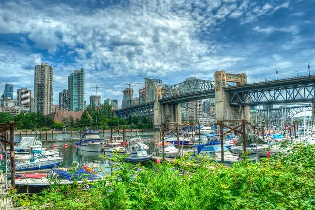 Vẻ đẹp siêu thực của thành phố Vancouver - anh 12