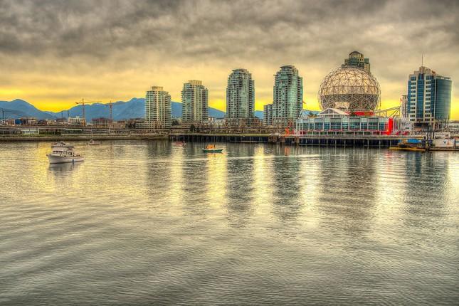 Vẻ đẹp siêu thực của thành phố Vancouver - anh 3